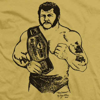 Harley Race Drawing T-shirt