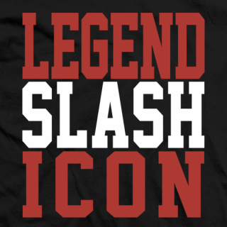 Legend Slash Icon