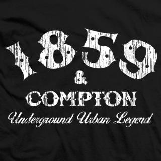 CBGB Compton T-shirt