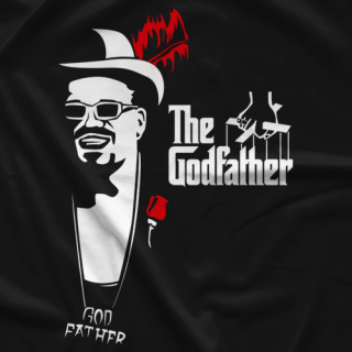 Top Rope Tuesday Godfather T-shirt