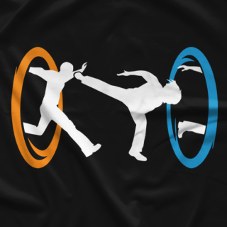 Top Rope Tuesday Portal Superkick T-shirt
