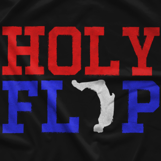 Travis Gordon Holy Flip T-shirt