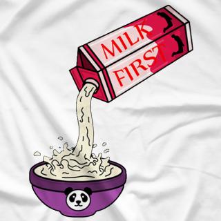 Milk First