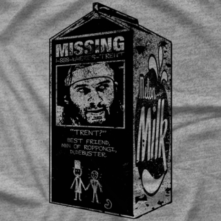 Trent Barreta Missing T-shirt