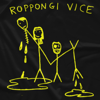 Roppongi Vice Figures