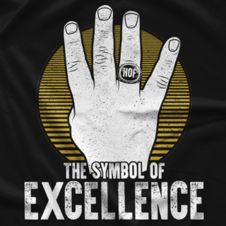 Tully Blanchard Symbol of Excellence T-shirt