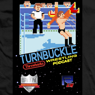 Turnbuckle Throwbacks NES Design