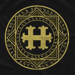 Heraldry Eldritch Family Crest