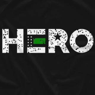 Hero: green