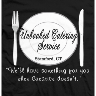 Unbooked Catering T-shirt