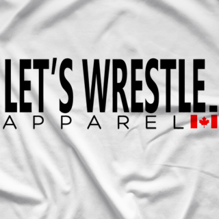 Let's Wrestle Apparel 2