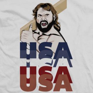 USA! USA! USA! T-shirt