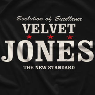 Velvet Jones New Standard T-shirt