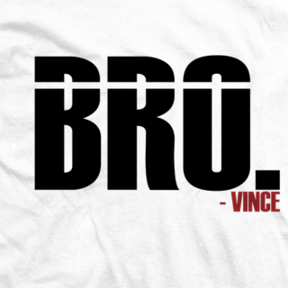 Vince Russo Bro T-shirt
