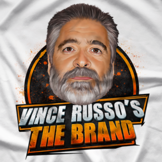 Vince Russo's The Brand T-shirt