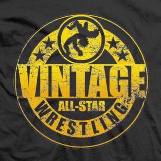 Vintage Wresting Logo
