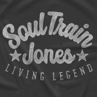 Soul Train Jones - Living Legend