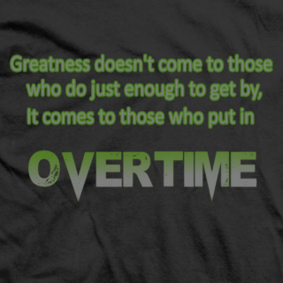 AOG Overtime