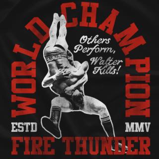 Fire Thunder