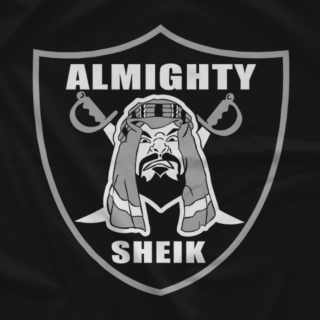 ALMIGHTY SHEIK