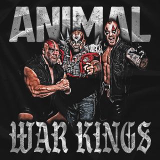 Animal War Kings