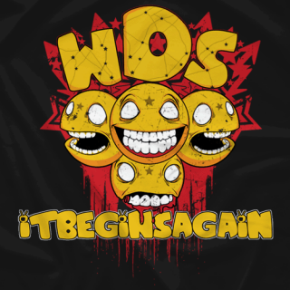 WDS - ITBeginsAgain Shirt