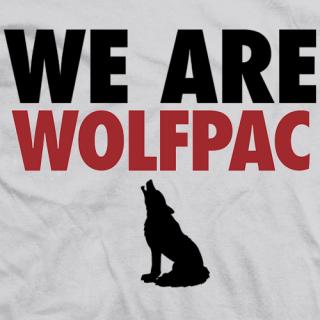 Sean Waltman We Are Wolfpac T-shirt