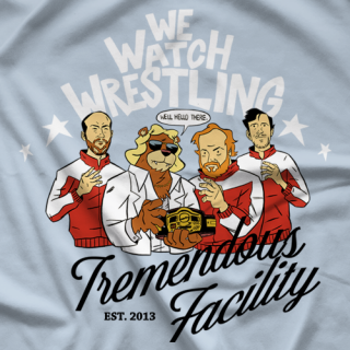 Tremendous Facility T-shirt