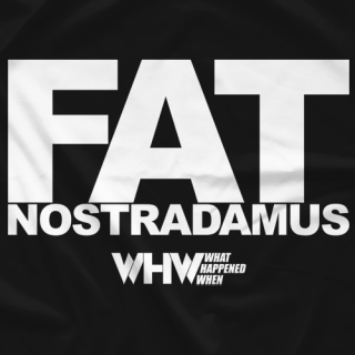 Fat Nostradamus White