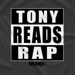 Tony Reads Rap