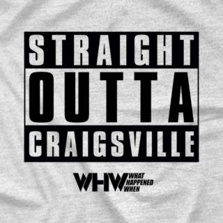 Straight Outta Craigsville