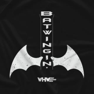 Batwingin'