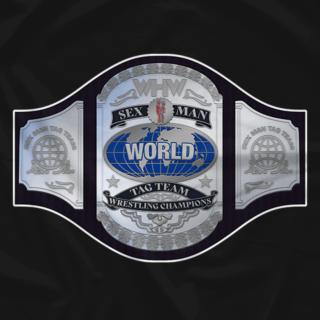 Sex Man Tag Team Belt