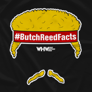 Butch Reed Facts