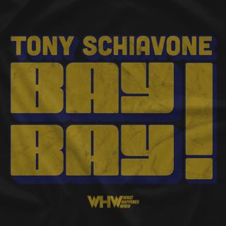 Tony Schiavone Bay Bay!
