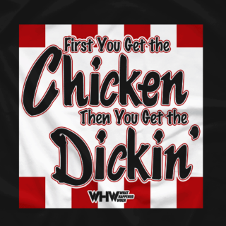 First The Chicken, Then The...