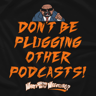 Don't Be Plugging Other Podcasts!
