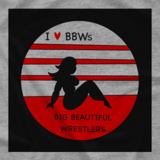 I Love BBWs