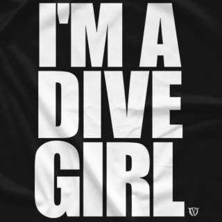 I'm a Dive Girl