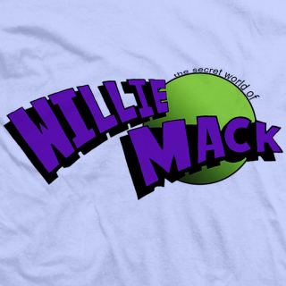 The Secret World of Willie Mack