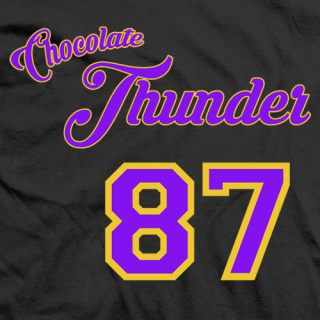 LA Lakers Black