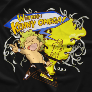 Kenny Omega Winner! T-shirt