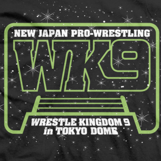 Wrestling Kingdom 9