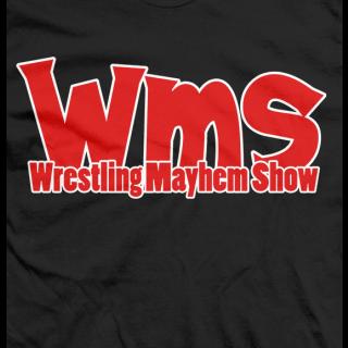 Wrestling Mayhem Show Logo