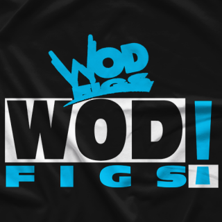 WODFIGS Dark Logo T-shirt