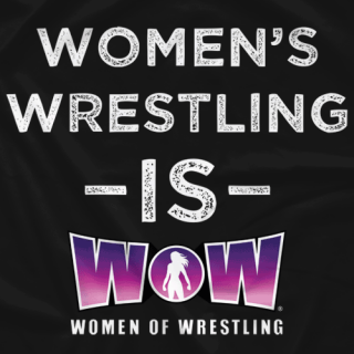 Women's Wrestling Is WOW