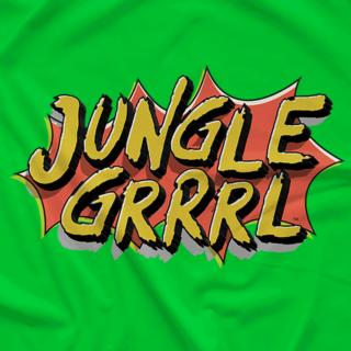 Jungle Grrrl