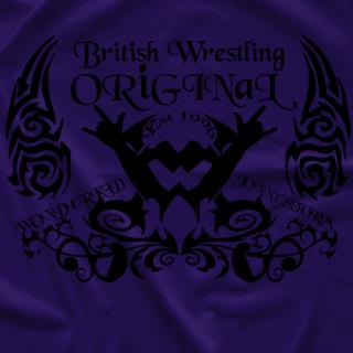 British Wrestling Original T-shirt
