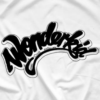 Wonderkid Logo White