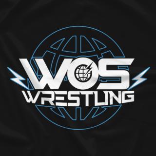 WOS Wrestling Logo T-Shirt